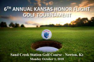 Kansas Honor Flight 6th Annual Golf Tournament