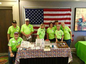Kansas Honor Flight volunteers
