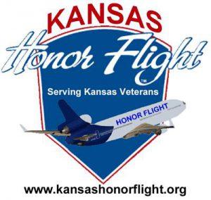 Kansas Honor Flight Logo