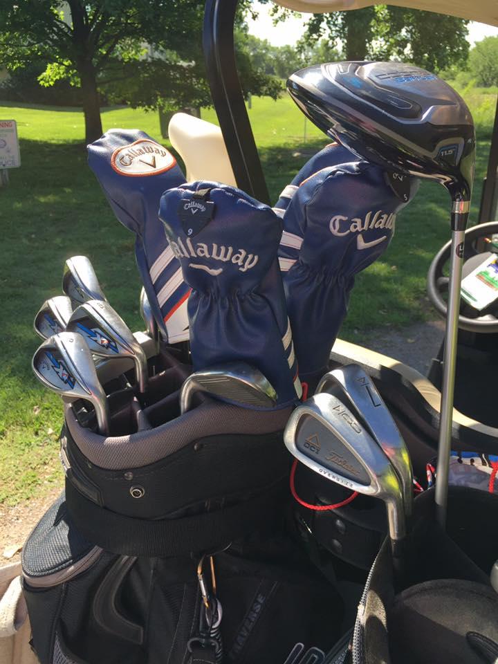 Sponsorship Levels at the Kansas Honor Flight Golf Tournament Fundraiser