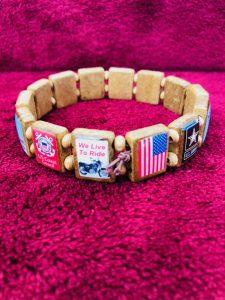 KHF Patriotic Wristbands Medium 2