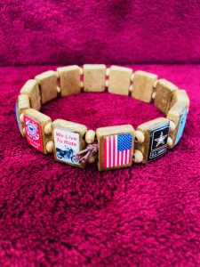 KHF Patriotic Wristbands Large