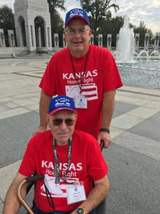 Kansas Honor Flight Guardians