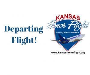 Departing Flight Image for Kansas Honor Flight
