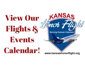 Flights & Events Calendar Kansas Honor Flight