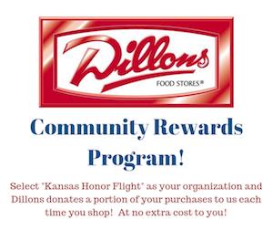 Dillons Community Rewards Program