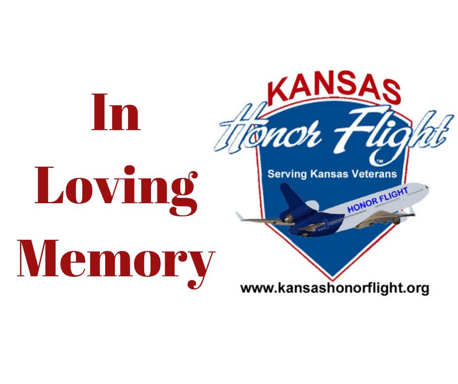 In Loving Memory Of Kansas Veteran Daniel Connolly