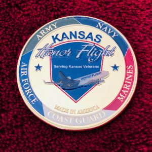 KHF Challenge Coin Front