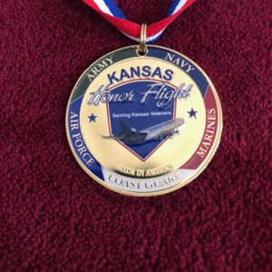 KHF Challenge Coin Necklace Front 2