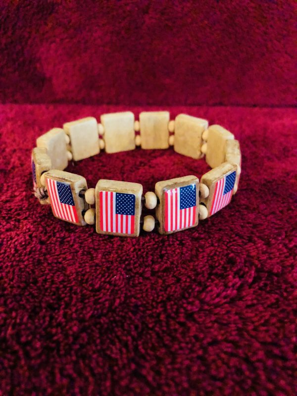KHF Patriotic Wristband Flags 2