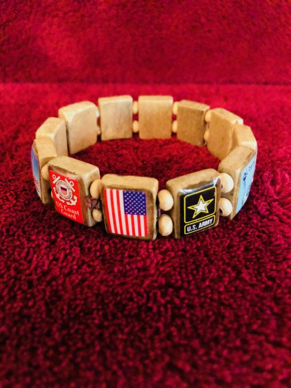 KHF Patriotic Wristbands Small 2