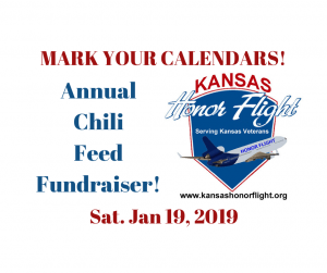 Finney County 4H Chili Feed Fundraiser