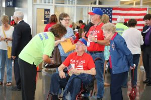 Volunteers Helping Kansas Veterans