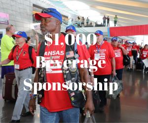 $1000 Beverage Sponsorship