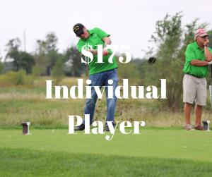 $175 Individual Player Registration
