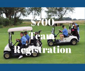 $700 Team Registration